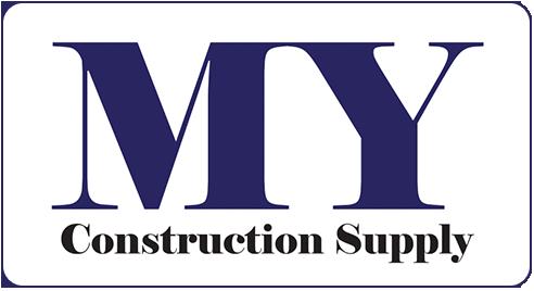 MY construction Supply logo