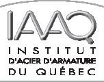 IAAQ | Institut d'acier d'armature du Québec Logo