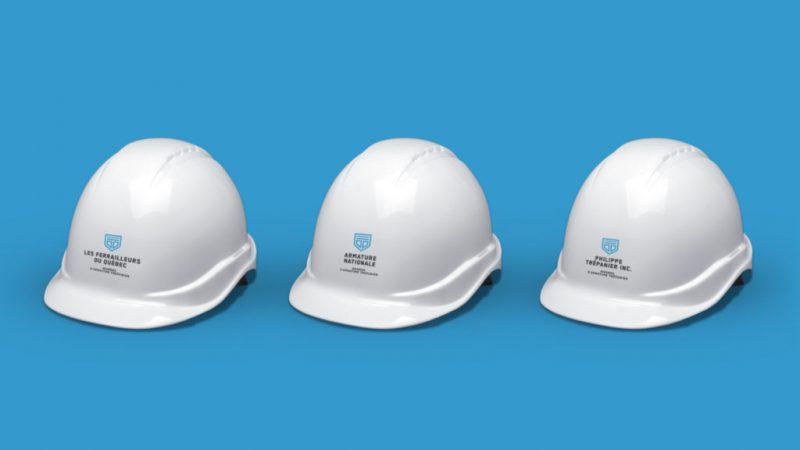 armature Trepanier casques logo