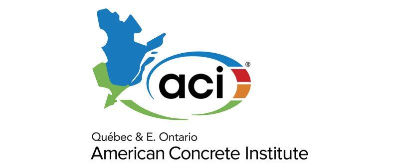 Logo ACI Qc et ESt Ont
